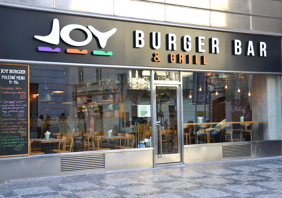 JOY BURGER BAR & GRILL