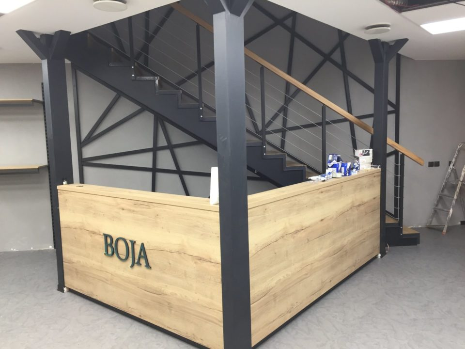 Solid Furniture - BOJA